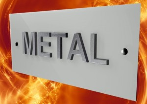 Free metal drum loops