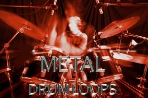 Metal Drum Loops - OddGrooves Shredder Pack