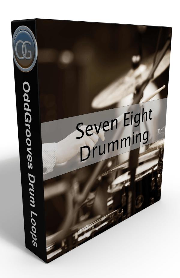 7/8 drum loops