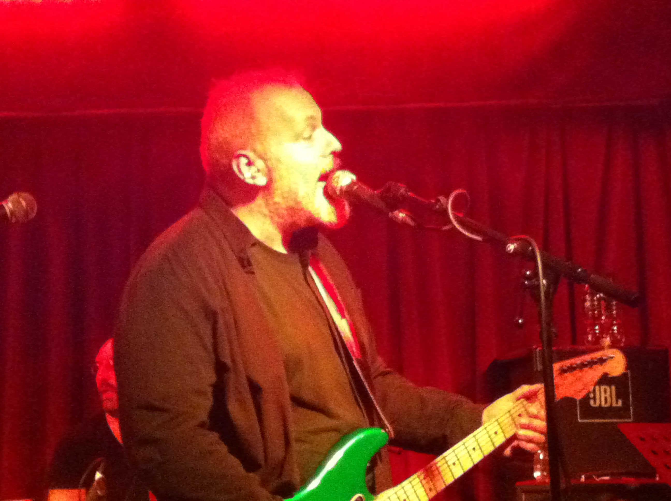 Mike Keneally Ripped My Head Off in London